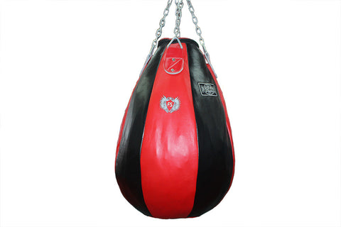 InFightStyle - Tear Drop Bag - Red/Black