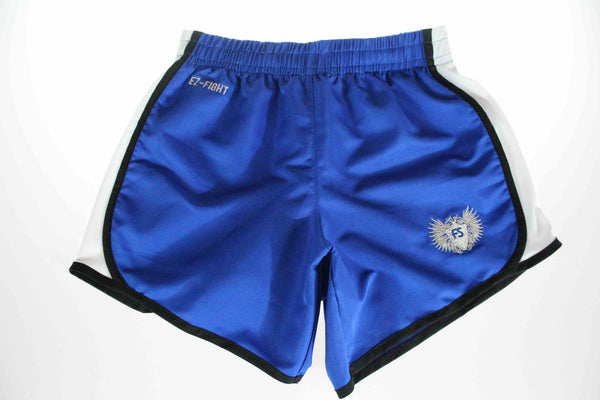 InFightStyle EZ -Fight Training Shorts - Blue