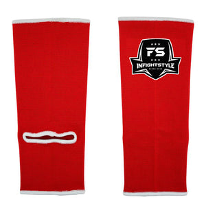 Ankle Guards - Red