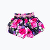 "InFightStyle ""Bouquet"" Retro Short - InFightStyle Muay Thai Gear, Retro Shorts"