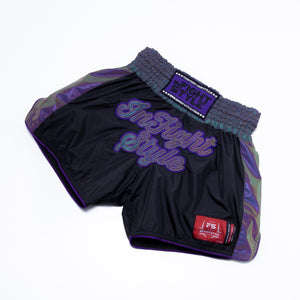 Astro Purple Nylon Reflectivz
