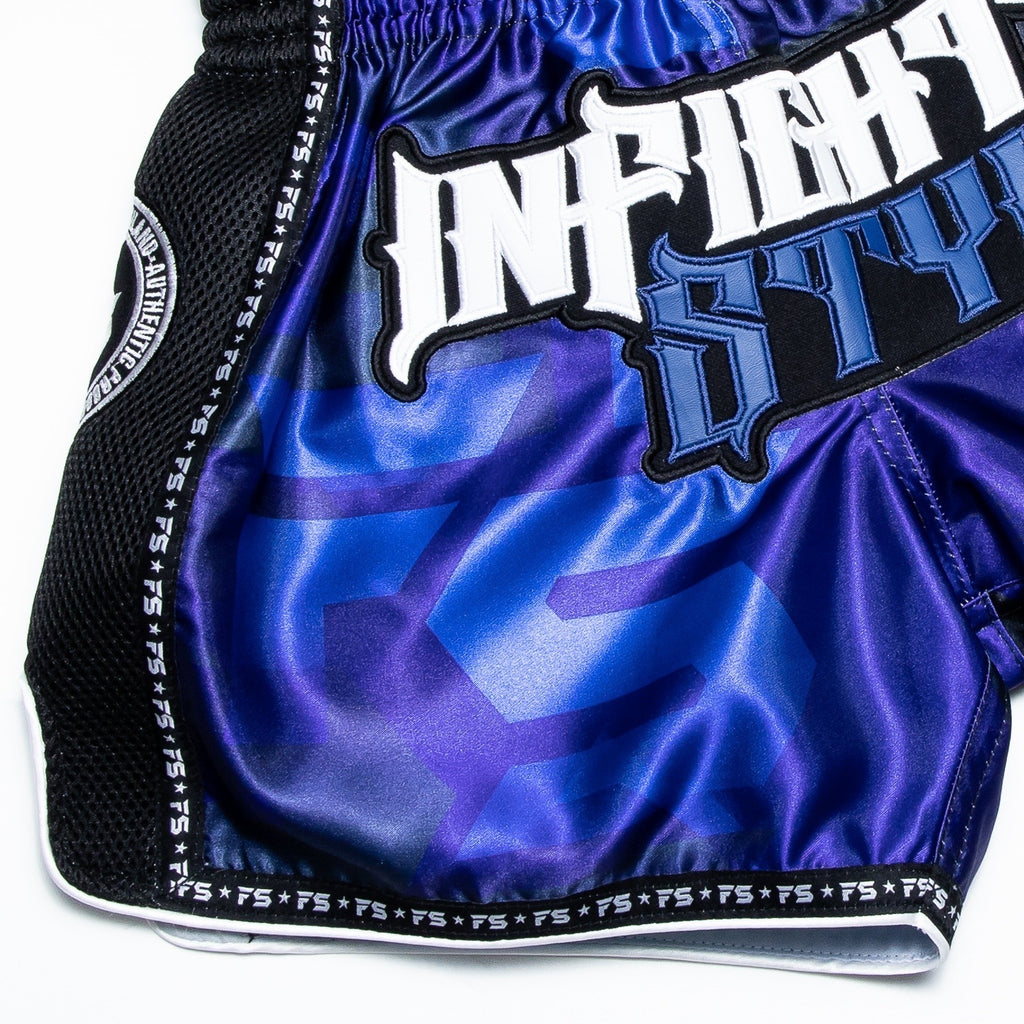 "InFightStyle ""OD"" Retro - Blue"