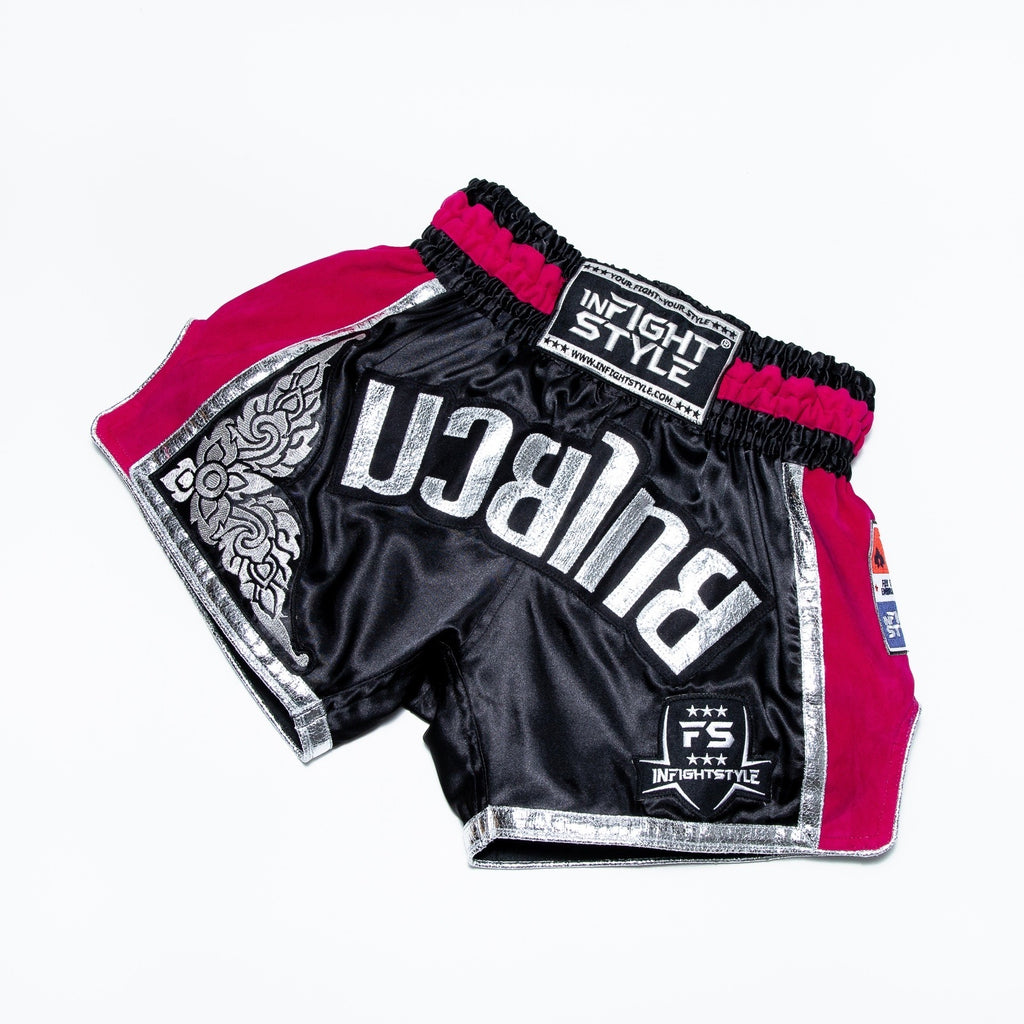 InFightStyle RT20 Retro - Dark Pink