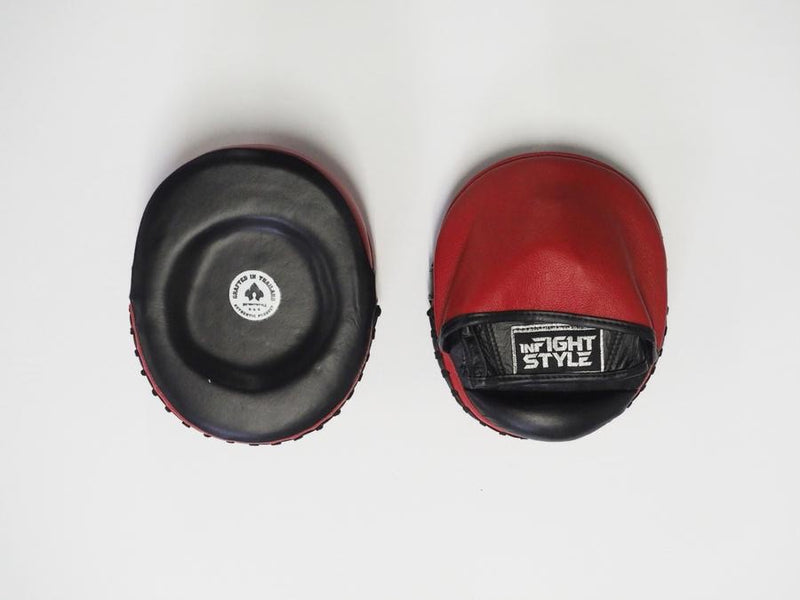 InFightStyle Micro Mitts - Leather