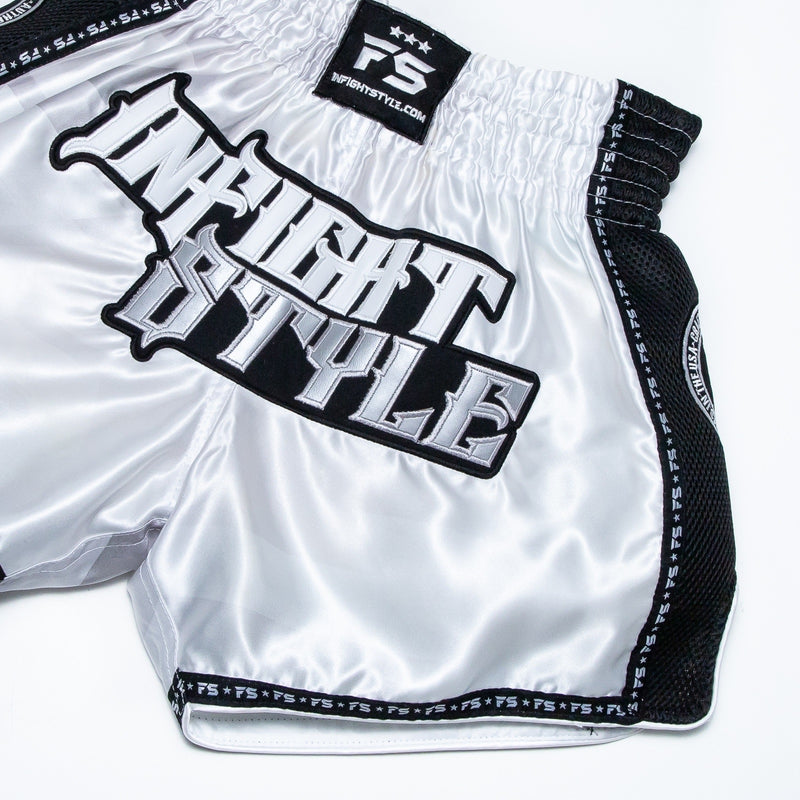 "InFightStyle ""OD"" Retro - White"