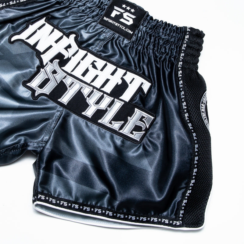 "InFightStyle ""OD"" Retro - Black"