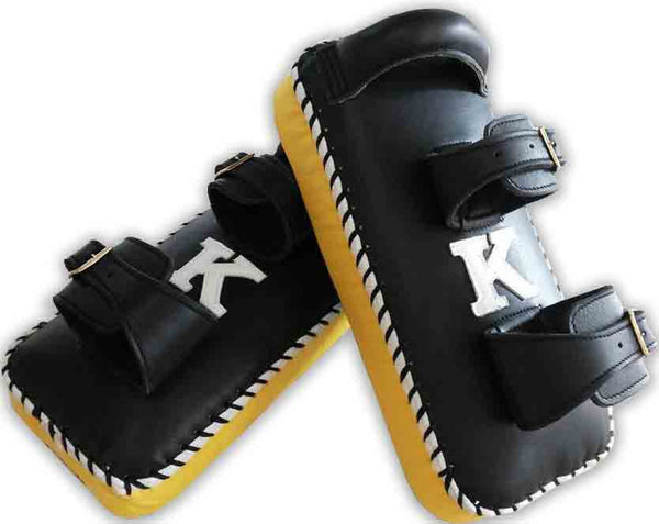 K Brand Legendary Thai Pads - Yellow