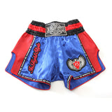 "InFightStyle ""Marvel"" Carbon Retro Shorts - InFightStyle Muay Thai Gear, Retro Shorts"