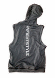 InFightStyle Sleeveless Topdry Hoodie - InFightStyle Muay Thai Gear, Top