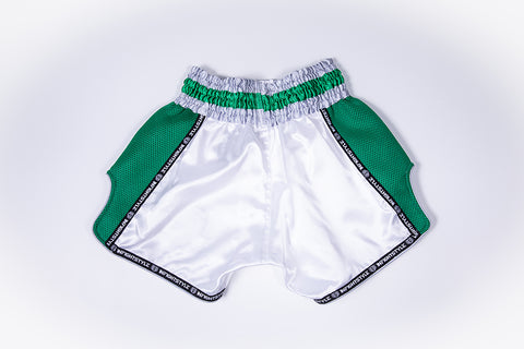 InFightStyle Starter Series - White/Green