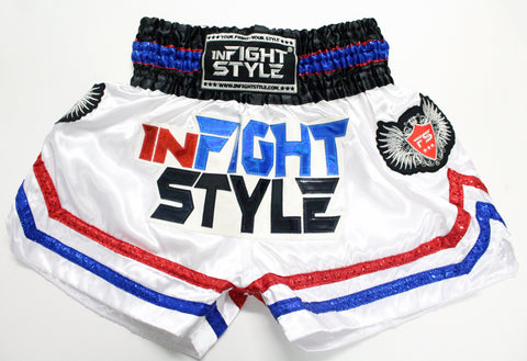 Official Team InFightStyle Muay Thai Shorts