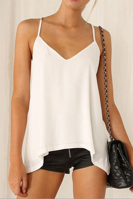 Flaut your Back Backless Top