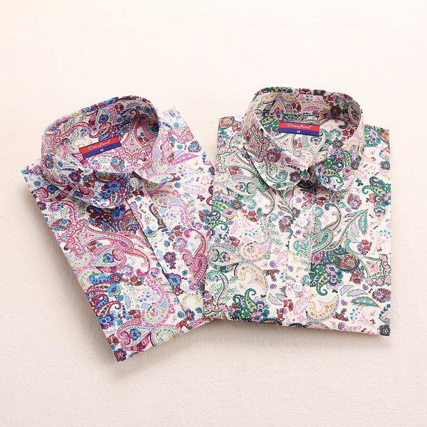 Flower Blossom Casual All Day Shirt