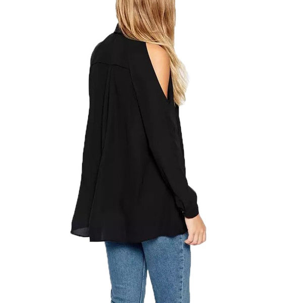 Hotness Quotient Elegant Party Wear Off Shoulder Top