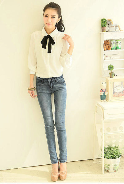 Tie It Up Trendy Casual Shirt