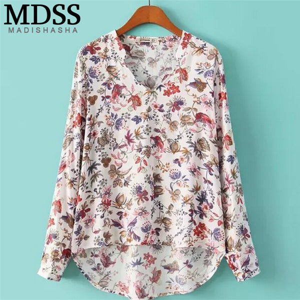 Floral Essence beautiful Casual Top