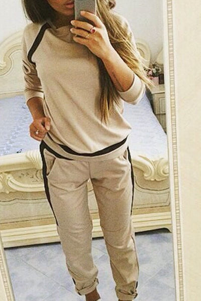 Cool & Sporty Long Sleeve Tracksuit