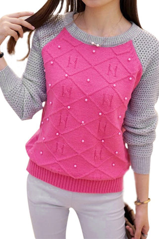 Trendy & Warm Full Sleeve Sweater