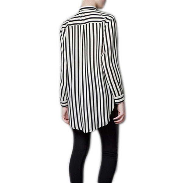 Stripe All Day Fashionable Shirt