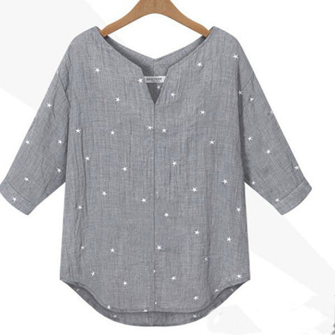 All Starred Up Casual Top
