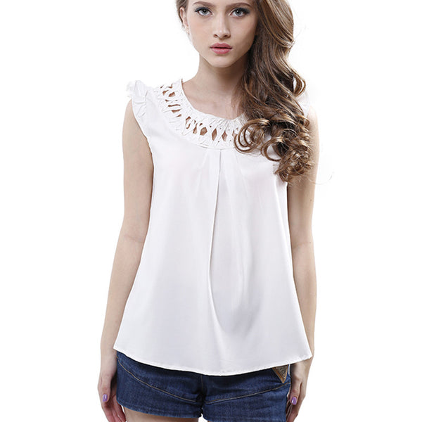 Ruffle Up Fashionable Trendy Top
