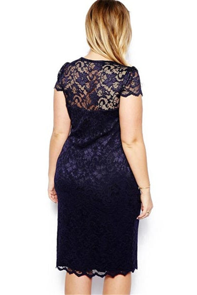 You've got it Bodycon Lace Dress
