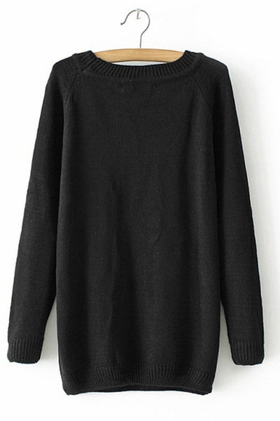 Captain Cool O-Neck Sweater