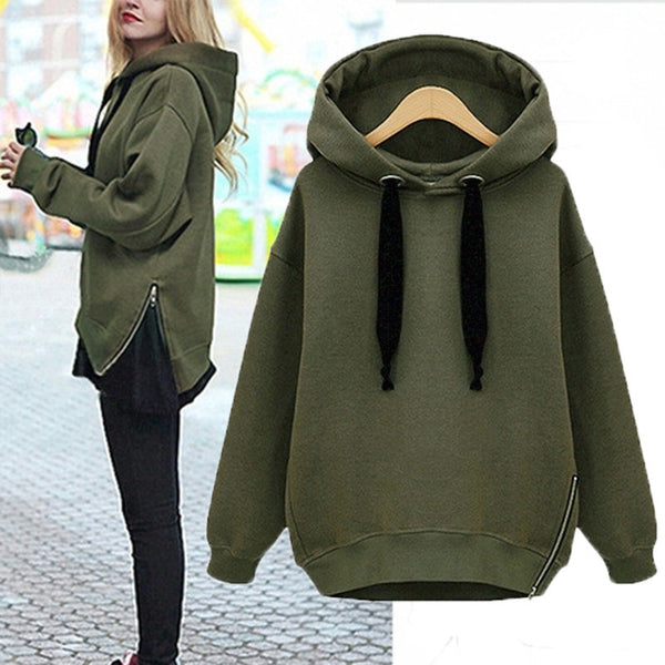 Stay Warm Hooded Jacket