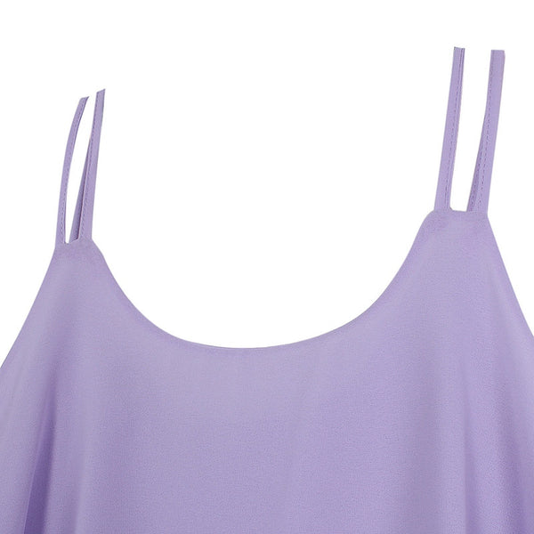 Layered Magic Sexy Strap Top