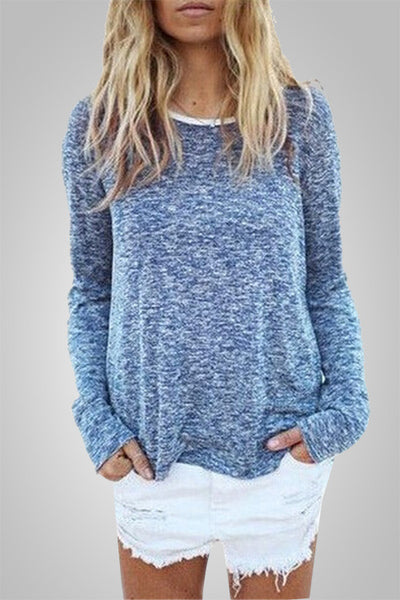 Break the Rules Cozy Knitted Sweater