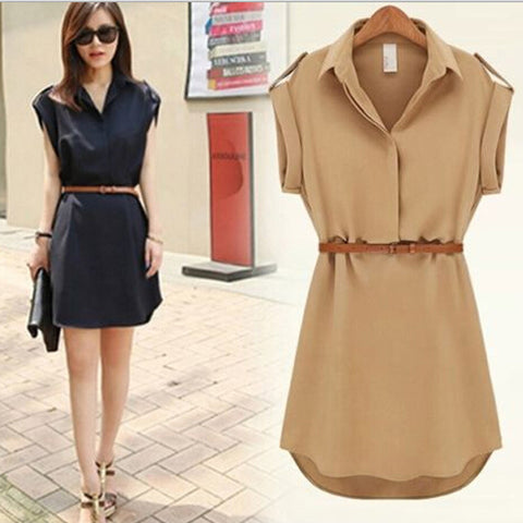 All Ready Office Smart Dress