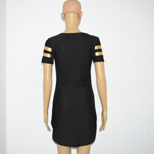 Troublemaker Split Bodycon Dress