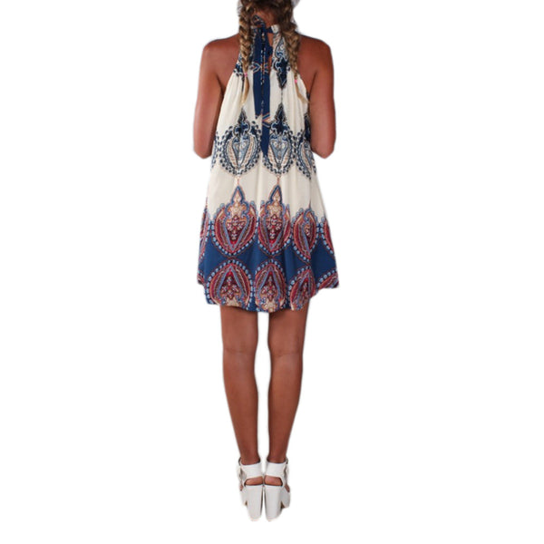 Go Boho Go Elegant Super Chic Dress