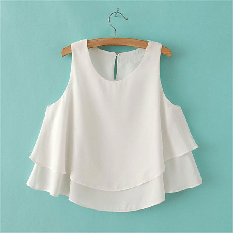 Lovely Layers Sleevesless Top