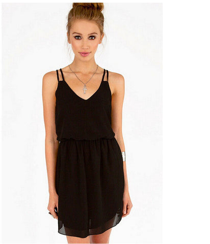 Party On My Mind Super Chic Casual Dress