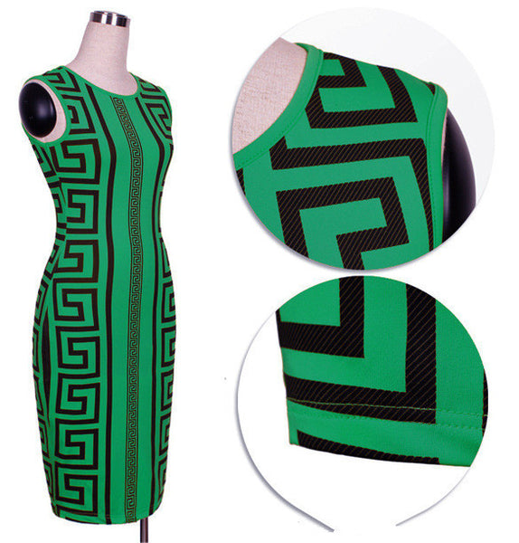 Go As You Like Super Smart Pencil Dress