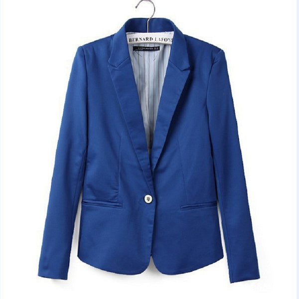 Love Me Always Smart Blazer
