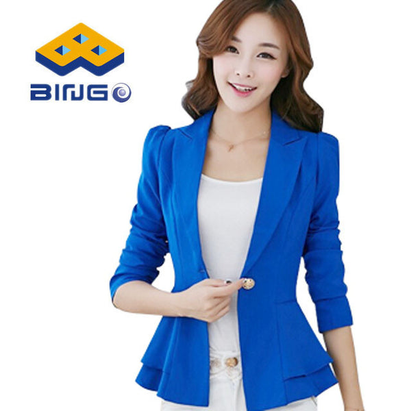 Be In Vogue Always Smart Blazer