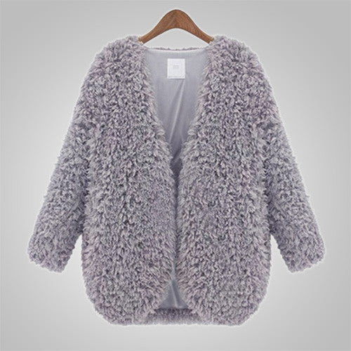 Be Stylish Longsleeve Lambswool Jacket