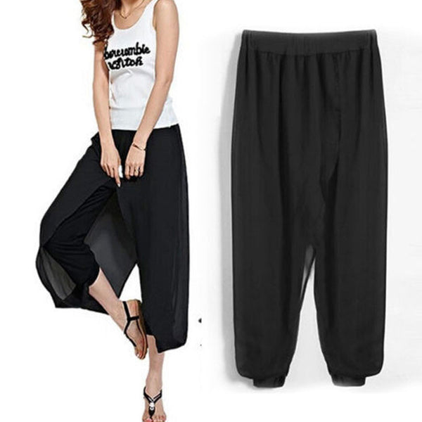 Loose Casual Flowy Pant