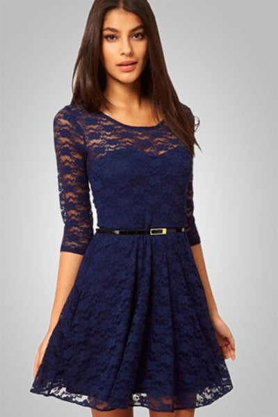 Lacy Affair Cute Summer Dress