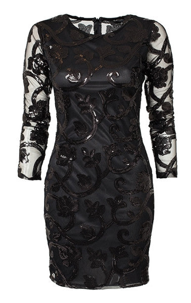 My Love Bodycon Evening Party Dress