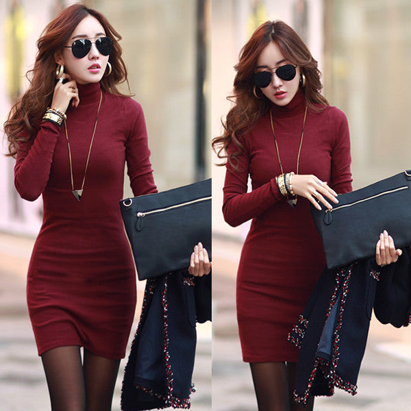 Style All Day Long Basic Dress