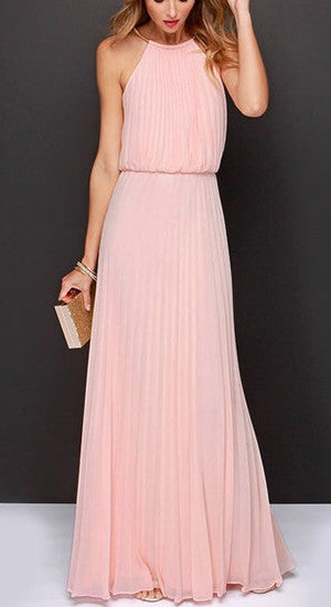 Going With The Flow Elegant long Dress