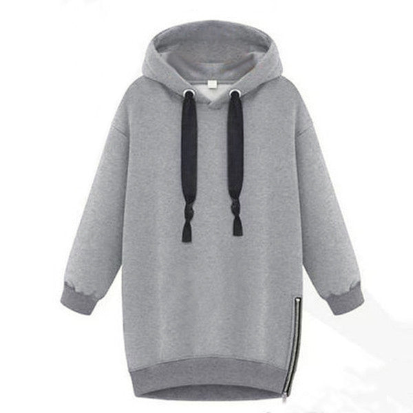 Winter Magic Loose Hoodie Sweatshirt
