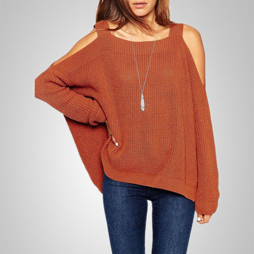 Chic Show Off A Bit Off Shoulder Top