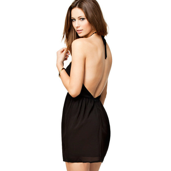 Front-Hollow Sexy Ultimate Club Dress