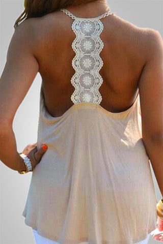 Backless Magic Crochet Designer Top