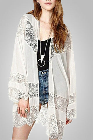 Bohemian Love Loose Outwear Blouse