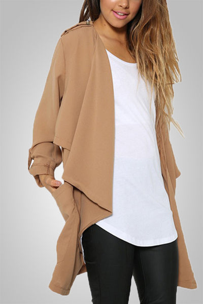 Color Me Modern Casual Loose Jacket